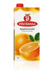 Põltsamaa Apelsinimahl 1 L
