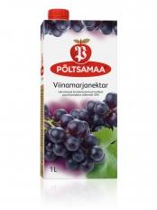 Põltsamaa Viinamarjanektar 1 L