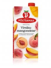 Põltsamaa Virsiku-mangonektar 1 L