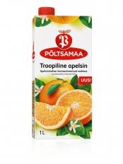 Põltsamaa Apelsininektar 1 L