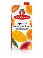 Põltsamaa Apelsini-mangonektar 1 L
