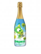 Drako Pirni-õuna vahujook 750 ml