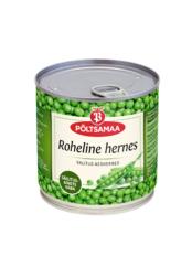 Põltsamaa Rohelised herned 400 g