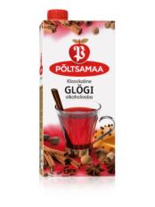 Põltsamaa Klassikaline Alkoholivaba Glögi 1 L