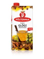 Põltsamaa Kuldne Alkoholivaba Glögi 1 L